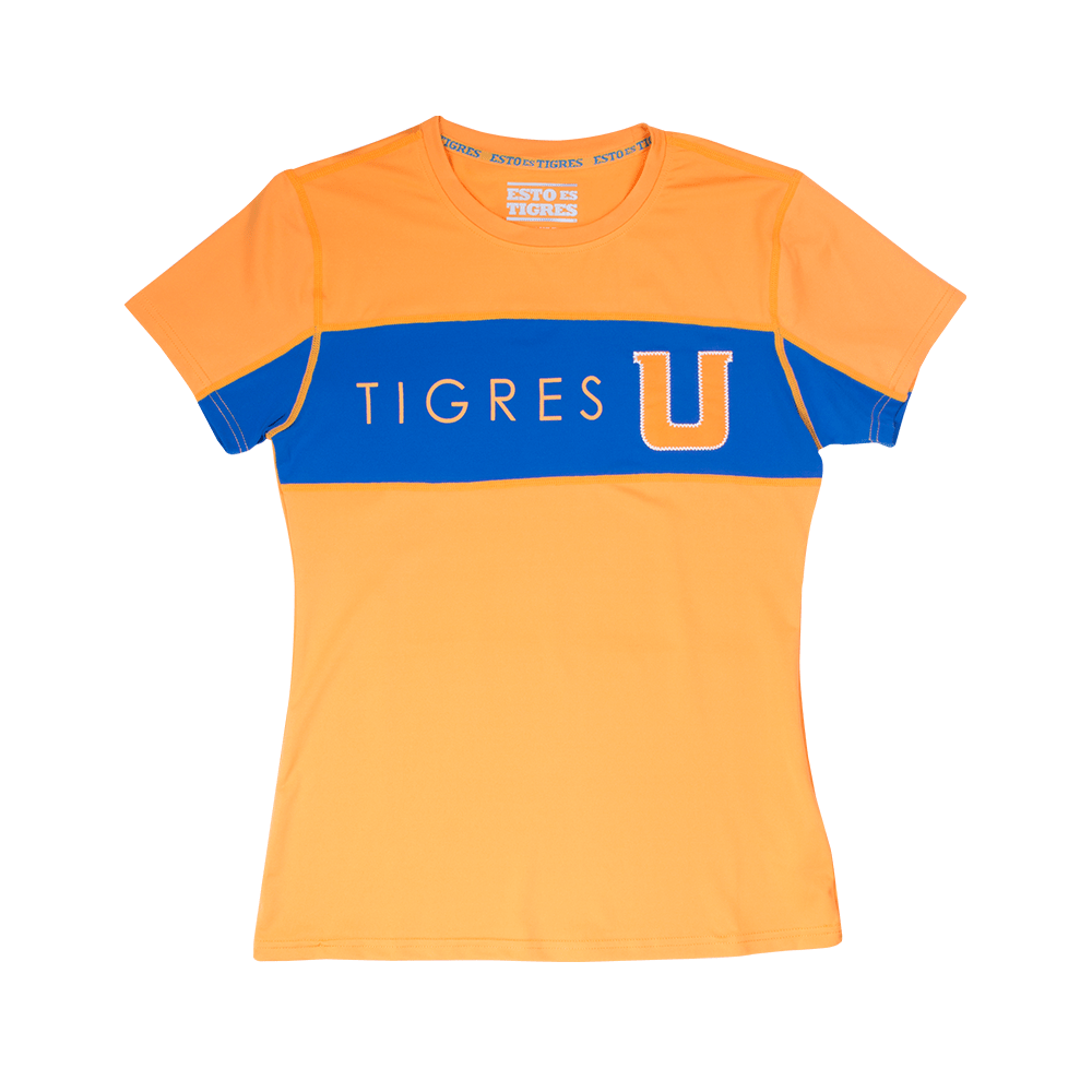 Tigres Yellow Blue Detailed