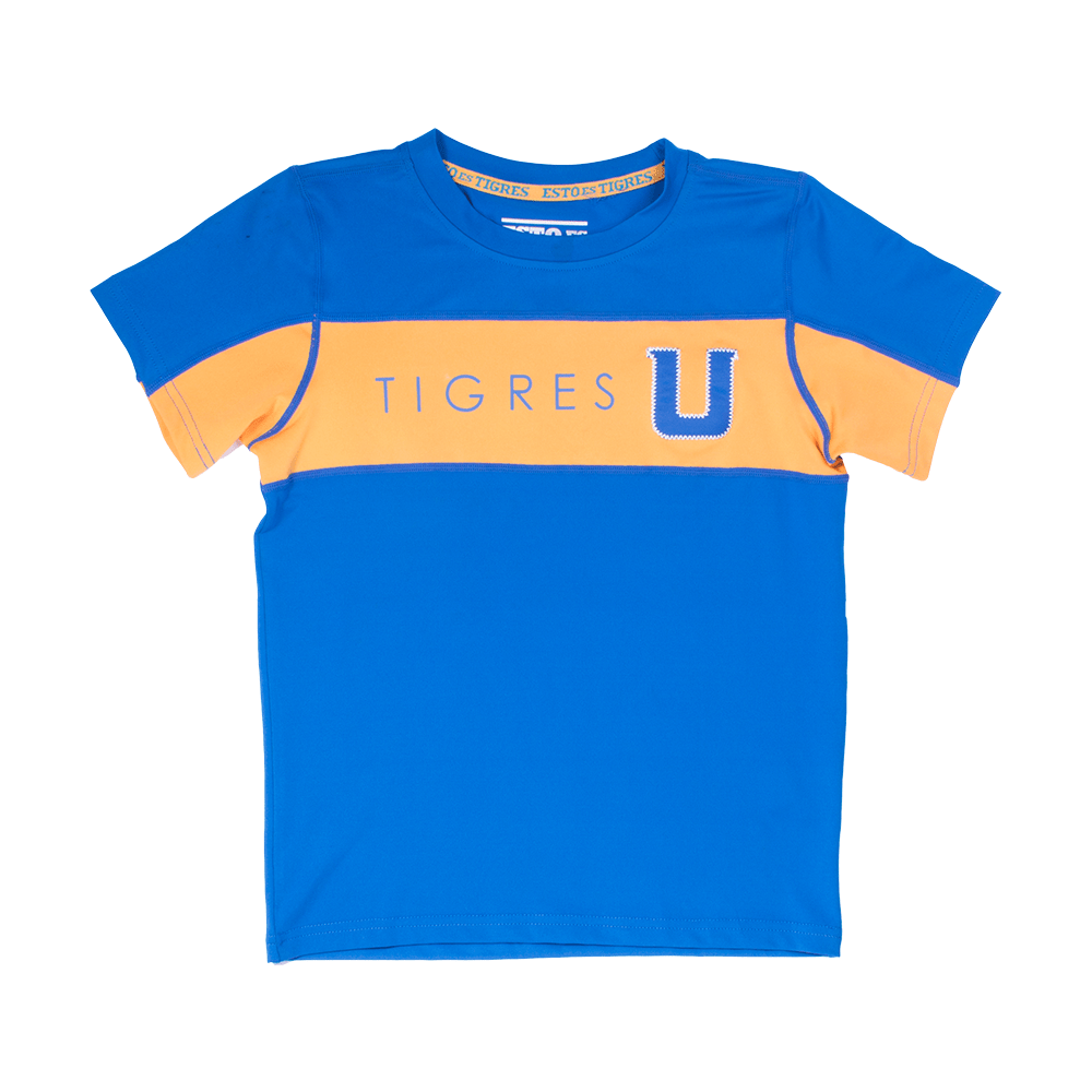 Tigres Blue And Yellow