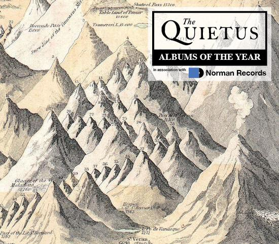 The Quietus Features Quietus Charts Quietus Albums Of The Year