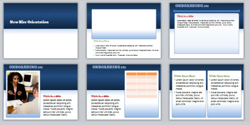 Here\u0027s a Free PowerPoint Template  Font The Rapid E-Learning Blog