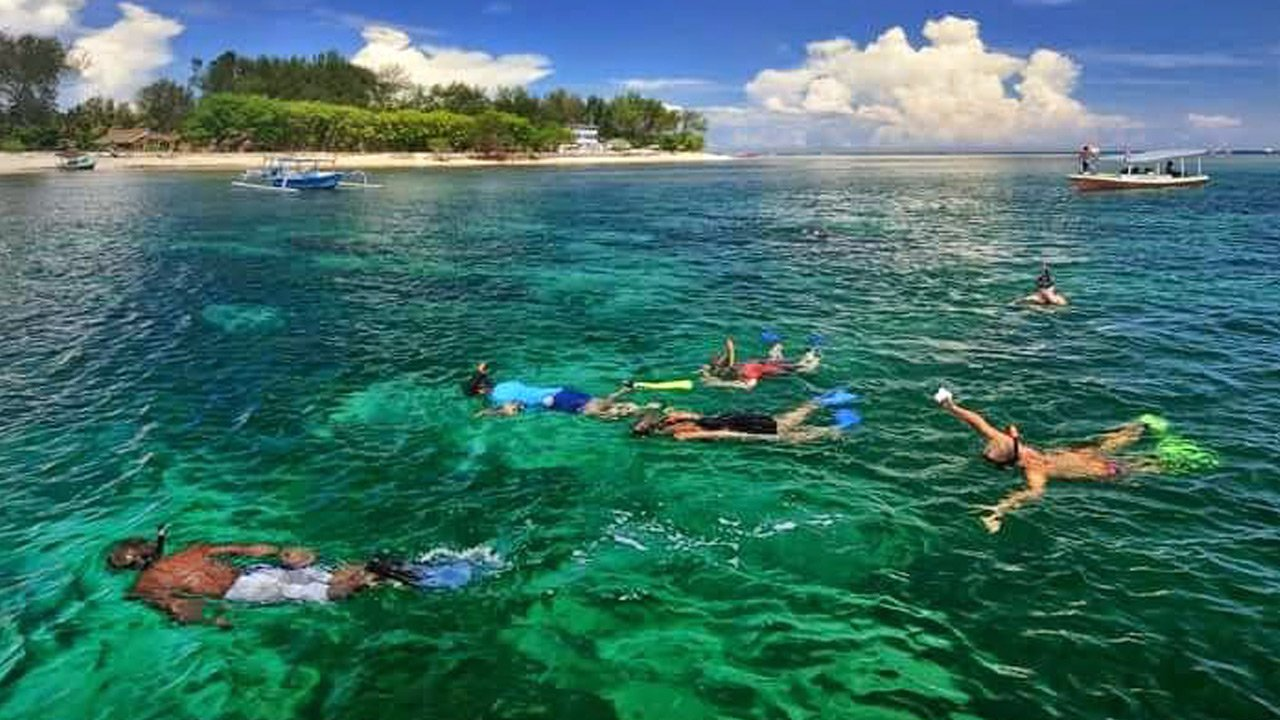 Gili Lombok Adventure Lombok Tour Northern Coast Gili Islands Snorkelling