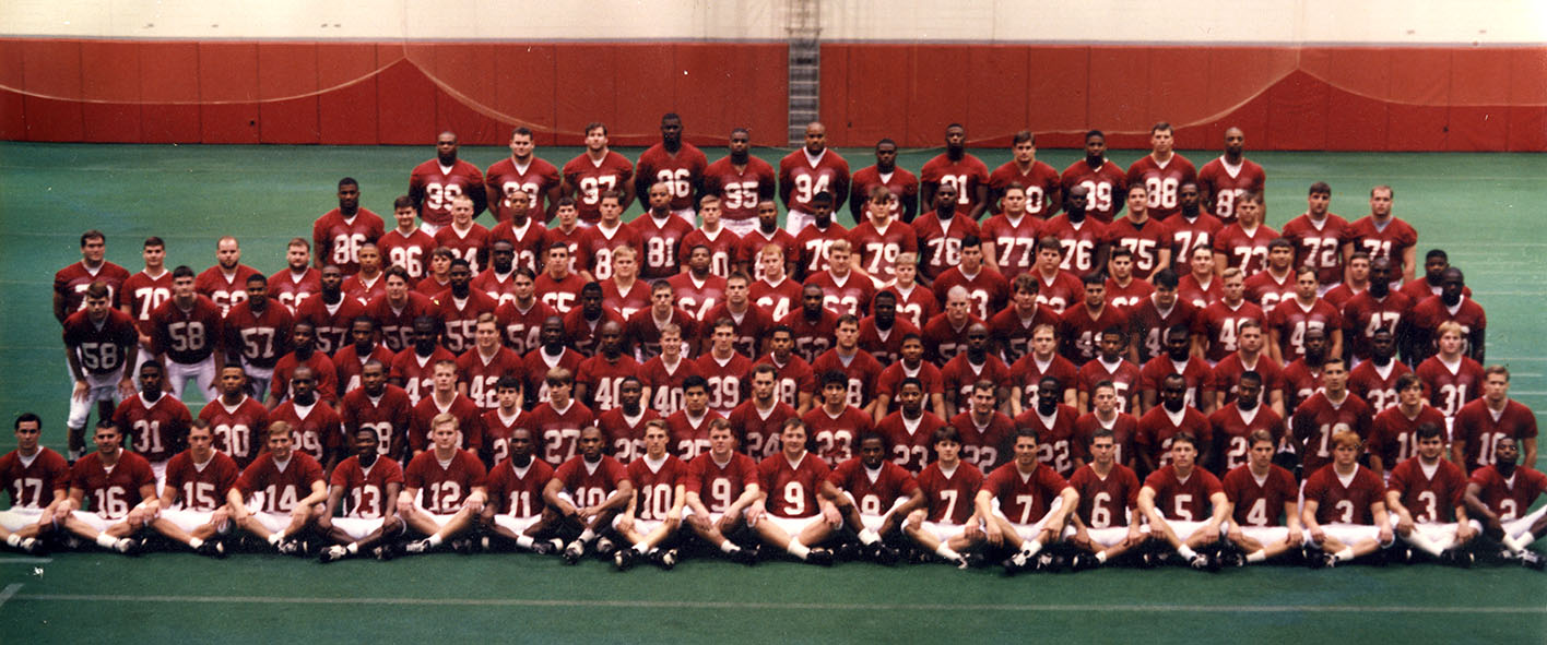 Alabama Football Roster 1995 Football Archives University Of Alabama Athletics