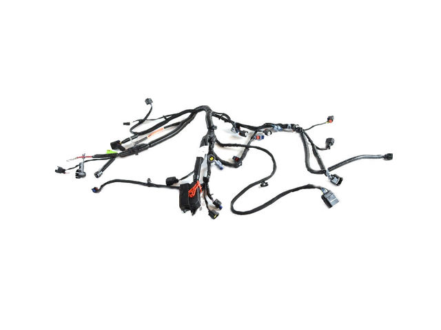 engine wiring harness protection