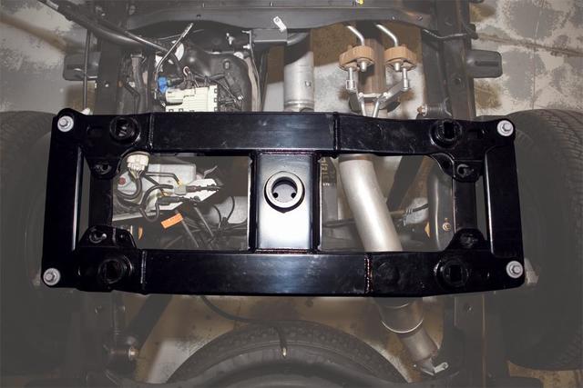 Trailering Gooseneck/5th Wheel Hitch Prep Kit - Ford (HC3Z-5F057-B