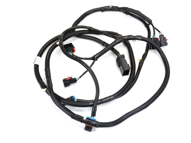 toyota towing wire harness