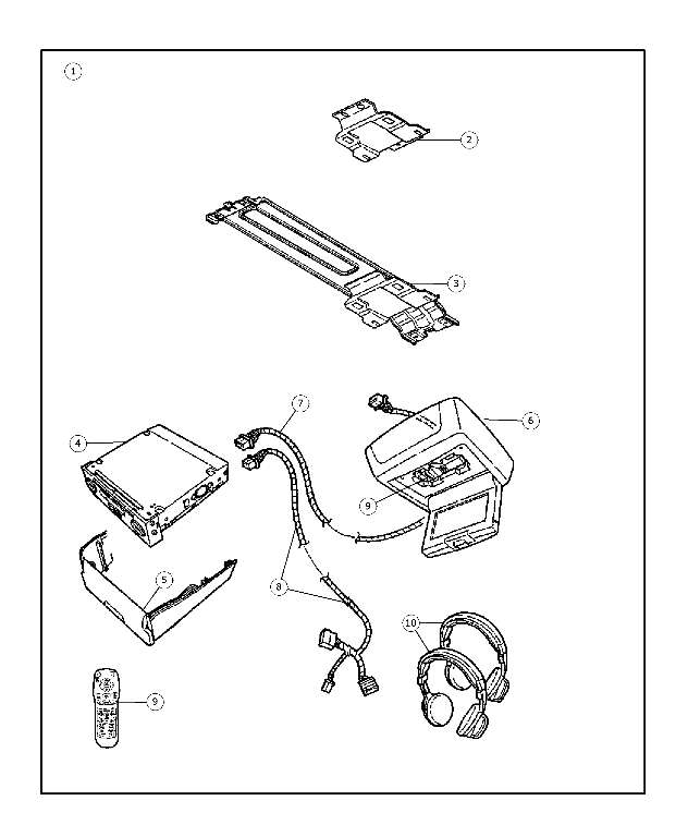 2010 jeep commander wiring harness diagram