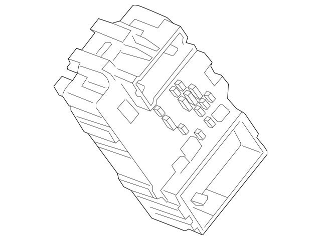 2015 chevy suburban fuse box