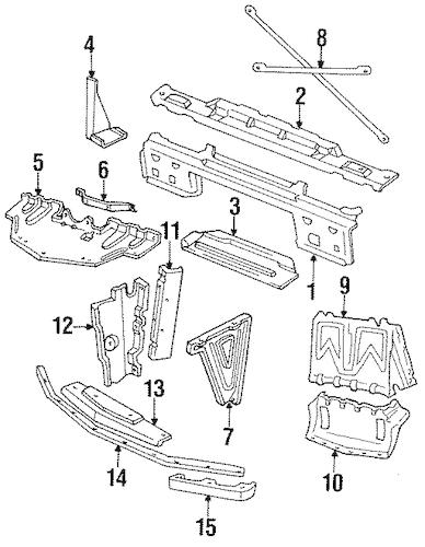 1984 pontiac firebird ledningsdiagram