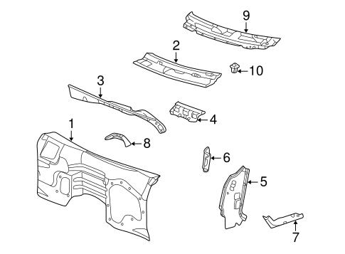1953 willys wiring diagram