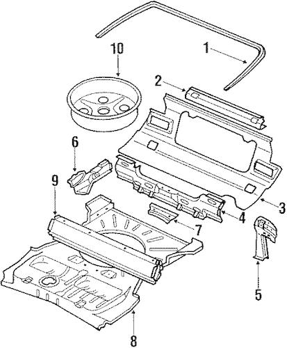 02 cabrio convertible top wiring diagram