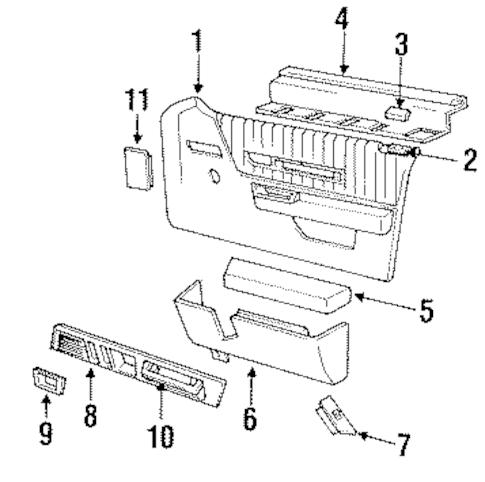 1978 buick regal fuse box diagram