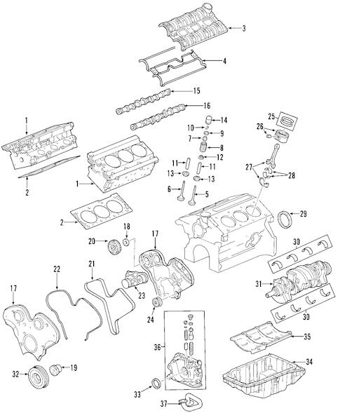 saturn l300 engine diagram cylinder 6