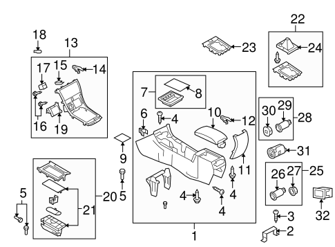2008 smart fortwo fuse box diagram