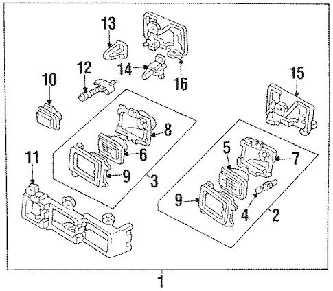06 buick lucerne engine diagram