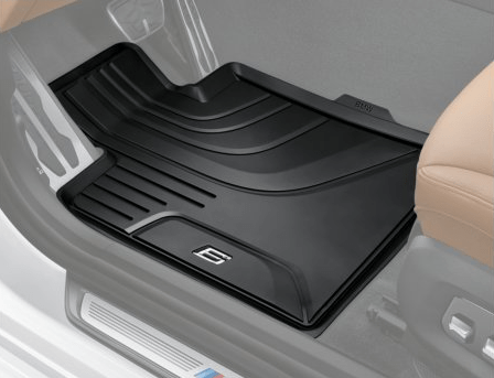 Genuine Bmw G32 6 Series Gt All Weather Rubber Floor Mats