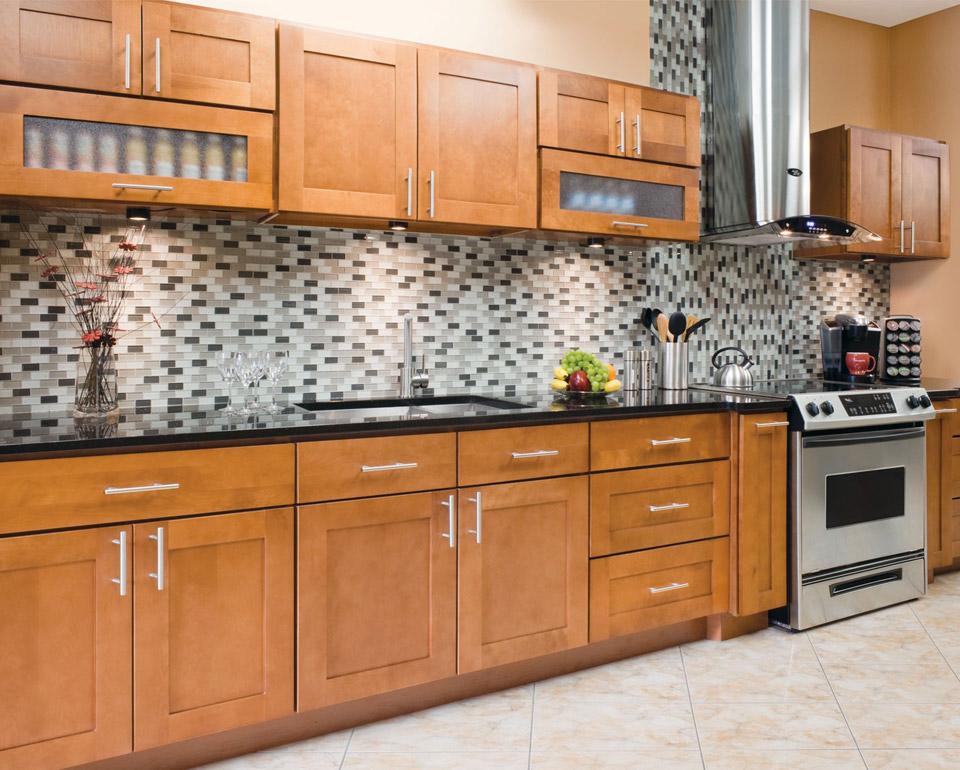 Birmingham Shaker Kitchen Cabinets - RTA Cabinet Store - kitchen design stores