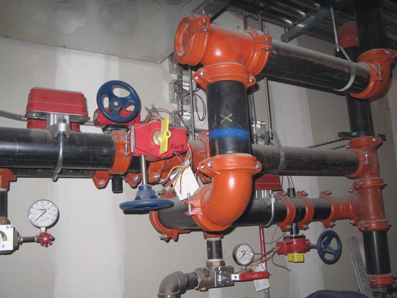 Bull plug pipe fitting acpfoto