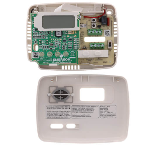 1F79-111 - White Rodgers 1F79-111 - Non-Programmable Thermostat