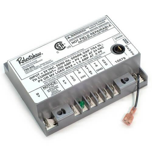 780-845 - Robertshaw 780-845 - Universal Intermittent Pilot Lockout