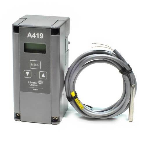 A419GBF-1C - Johnson Controls A419GBF-1C - Single Stage Digital