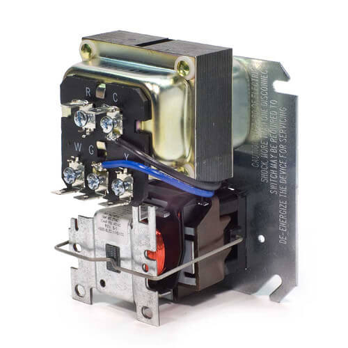 R8285B1053 - Honeywell R8285B1053 - 40 VA Fan Center w/ DPDT switch