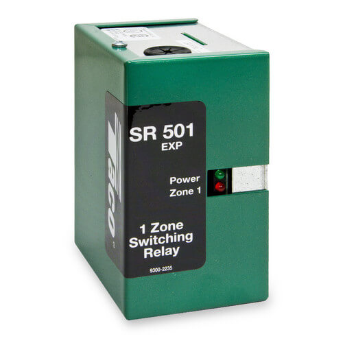 SR501-EXP-1 - Taco SR501-EXP-1 - 1 Zone Switching Relay w/Priority