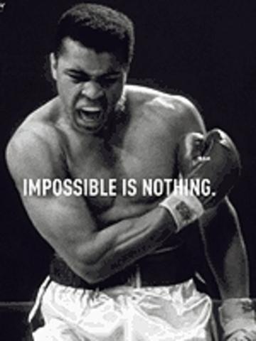 Muhammad Ali Quote Iphone Wallpaper Muhammad Ali Timeline Timetoast Timelines
