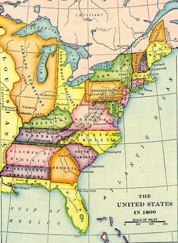 US History 1800 - 1850 timeline Timetoast timelines
