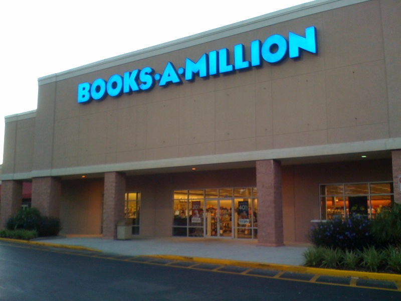 Day 39 - Largest Bookstore in Sanford is Books A Million by Seminole