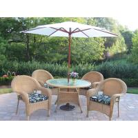 Patio Dining Set With Umbrella | Patio Design Ideas