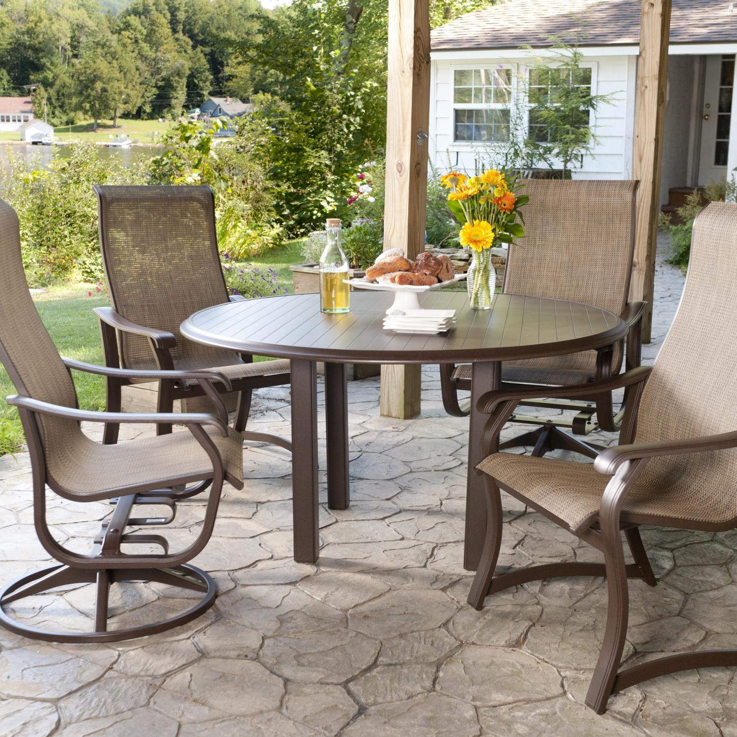 Table And Chairs On Sale Patio Dining Sets Sale Creativity Pixelmari