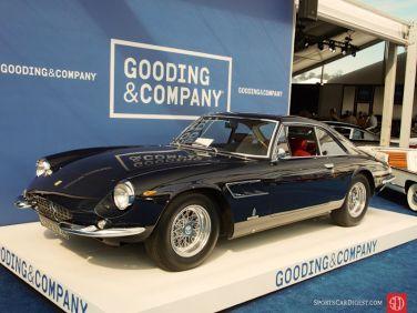 1965 Ferrari 500 Superfast Series I Coupe, Body by Pininfarina