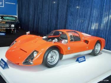 1966 Porsche 906 Carrera 6 Coupe