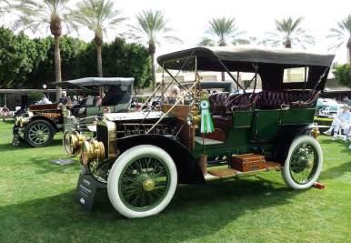 1907 Stevens-Duryea Model U (photo: Bob Golfen)