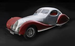 1938 Talbot-Lago T150C SS Coupe
