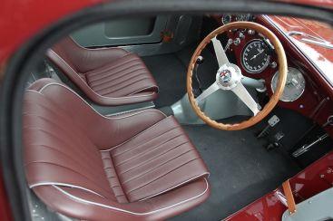1948 Alfa Romeo 6C 2500 Competizione Interior