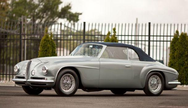 1952 Alfa Romeo 6C 2500 Villa d'Este