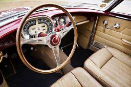 Interior 1953 Fiat 8V Supersonic