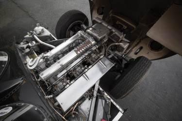 1955 Jaguar D-Type Engine (photo: Patrick Ernzen)