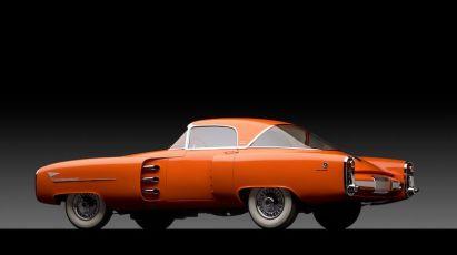 1955 Lincoln Indianapolis Boano Coupe Left