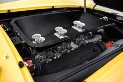 1960 Ferrari 250 GT SWB Berlinetta Competizione Engine (photo: Patrick Ernzen)