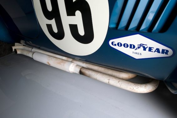 USRRC Shelby 289 Cobra Roadster Exhaust