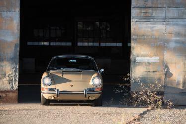 1967 Porsche 911 S Coupe (photo: Darin Schnabel)