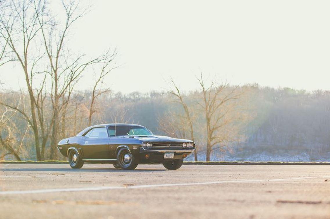 1971 Challenger Hemi R/T