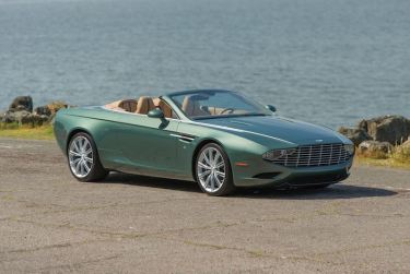 2013 Aston Martin DB9 Centennial Spyder Concept (photo: Robin Adams)