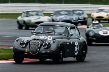 Jaguar XK150S (photo: Malcolm Griffiths)