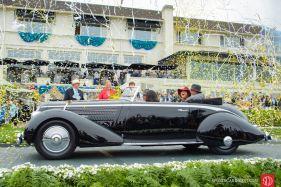 1936 Lancia Astura Pinin Farina Cabriolet (photo: Ron Kimball)