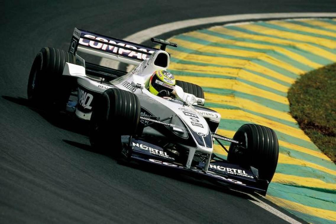 2000 Williams-BMW FW22 Formula 1