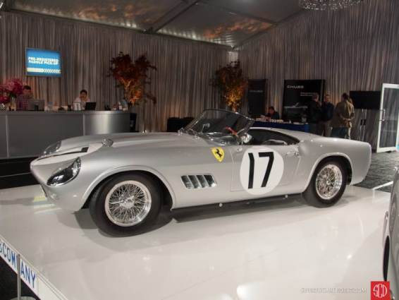 1959 Ferrari 250 GT LWB California Spider Alloy