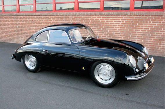 1953 Porsche 356 Pre-A Outlaw coupe